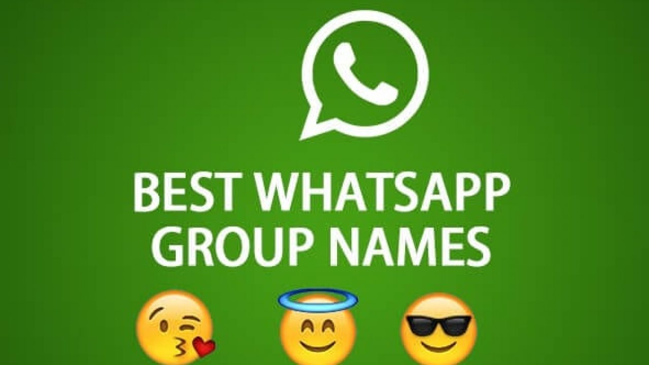 Whatsapp Group Name for Friends