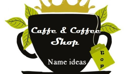 Coffee Shop and Cafe Names