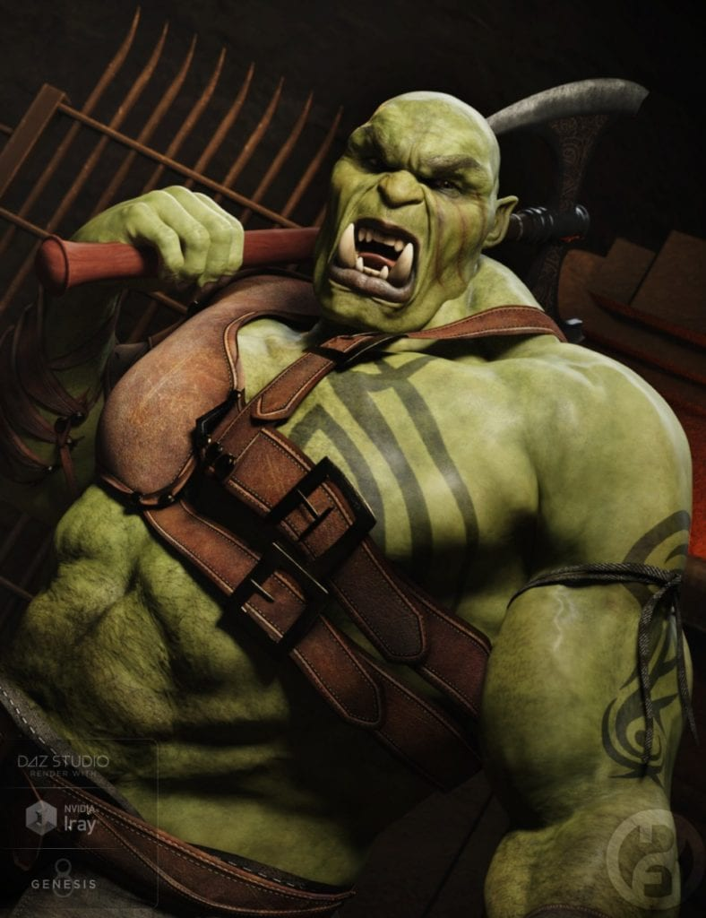 Best ORC Names for your fantasy world - Give a Good Name